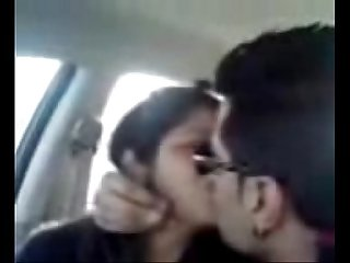 Soniya kissing forcely Indian MMS Scandal clip0