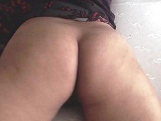 Big Desi Ass Slapping