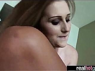 (erin randi) Amateur Real Hot Girlfriend Bang Hard Style clip-12